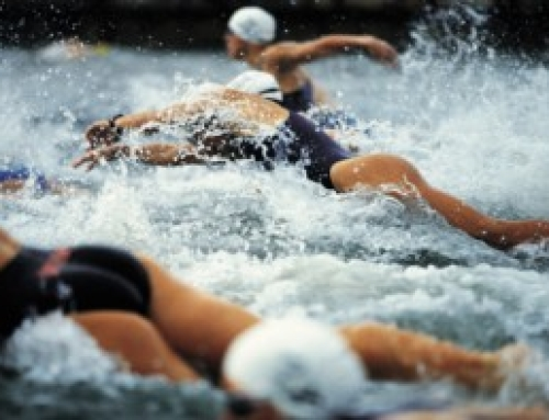 Trying with Triathletes: Coaching Triathletes in a Swimming Squad.